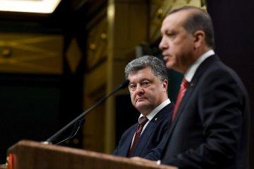 Ucrania y Turquía firman varios acuerdos de cooperación