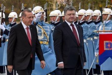 Trade turnover between Ukraine and Turkey grew by 20% - President Poroshenko