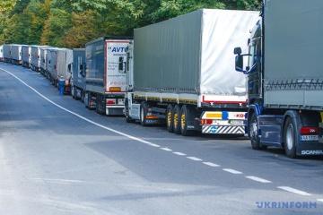 Güterumschlag um fast 17 Prozent zurückgegangen