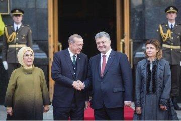 Ukraine, Turkey agree to bring trade to $10 bln
