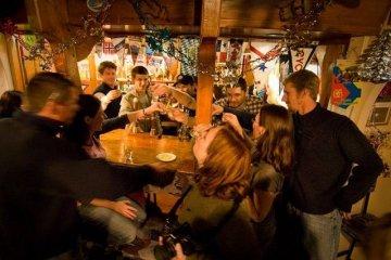 Bar en la estación polar ucraniana entre los sitios más interesantes para beber del mundo