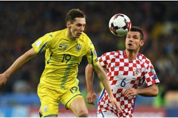 Ukraine loses to Croatia, not to play at World Cup 2018. Photos