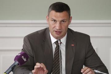 Mayor Klitschko: Kyiv to introduce best waste management practices
