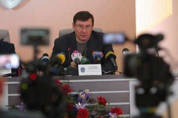 Lutsenko apoya la legalización de los establecimientos de juegos de azar