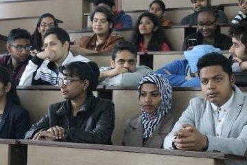 克里姆金:乌克兰高校的印度留学生数量创新高