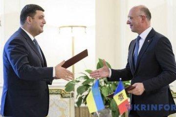 乌克兰和摩尔多瓦签署2018路线图