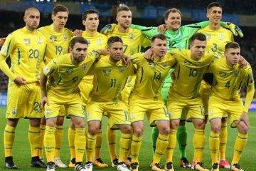 Футбол: збірна України може зіграти зі Словаччиною, Коста-Рикою або Швейцарією