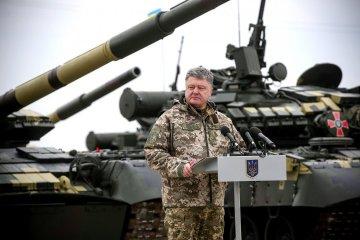 Porochenko : « Aujourd'hui, l'armée ukrainienne obtiendra 62 chars »