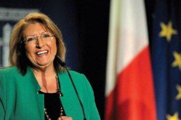 Staatspräsidentin von Malta kommt in die Ukraine