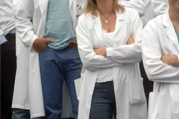 Ukrainische Ärzte bleiben in Italien noch eine Woche