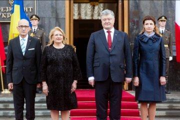 Poroschenko: Warenumsatz zwischen der Ukraine und Malta um 26 % gewachsen