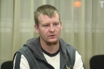 Le dossier de Victor Aggeev, militaire russe, a été déposé au tribunal