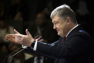 Poroshenko felicita a los militares ferroviarios por su fiesta profesional