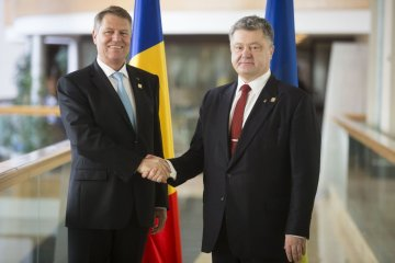 Poroschenko und Johannis sprechen über ukrainisches Bildungsgesetzt