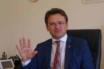 Fortschritte der Regierung betreffs der EU-Integration auf Rada-Aktivität angewiesen - Kuleba