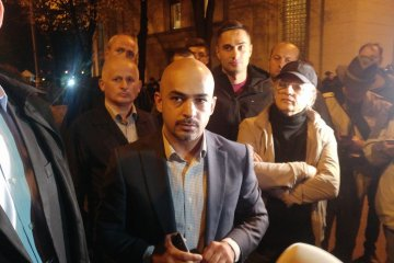 La policía abre una causa penal por el ataque al diputado Nayyem