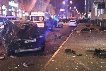 One more person injured in Kharkiv road accident dies in hospital