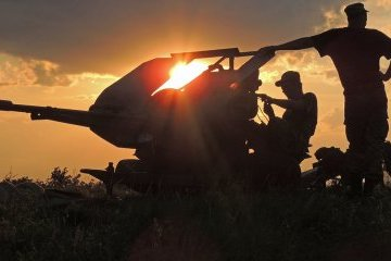 One Ukrainian soldier killed, another two wounded in Donbas in last day