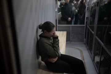 L'accident mortel de Kharkiv : l'accusée a été arrêtée pour deux mois (photos)