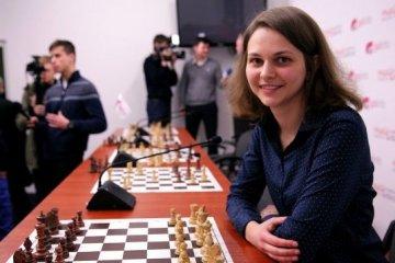 La ucraniana Anna Muzychuk se convierte en campeona de Europa de partidas rápidas