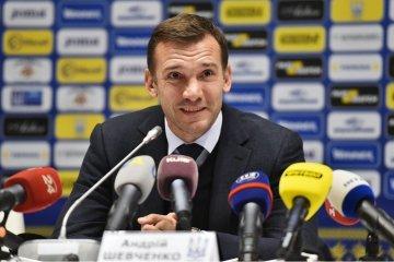 Shevchenko sigue trabajando con la selección de fútbol de Ucrania