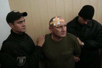 Mykola Kokhanivskiy, ancien chef du bataillon « ONU », est jugé pour hooliganisme