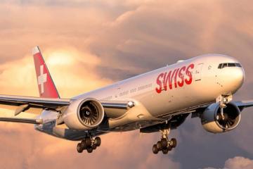 Swiss resumes flights to Ukraine in 2018