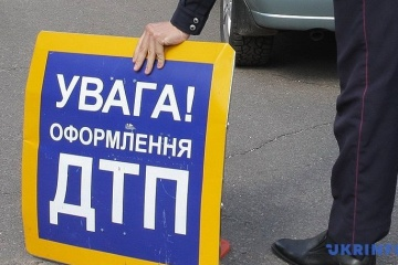 More Ukrainians died in car crashes in 2016 than in fighting in Donbas