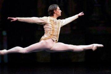 Un conocido director filmó un documental sobre el bailarín ucraniano Sergei Polunin (Vídeo)