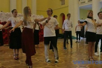 Mayors of Kyiv and Vienna greet participants of Charity Viennese Ball