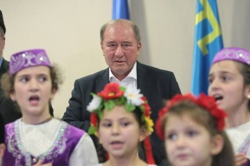 Umerov to return to Crimea after trip to Germany