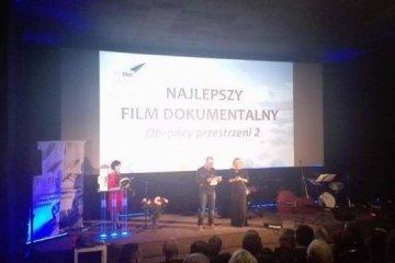 Película ucraniana gana el Festival de Cine en Varsovia