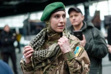 Amina Okuyeva asesinada cerca de Kyiv
