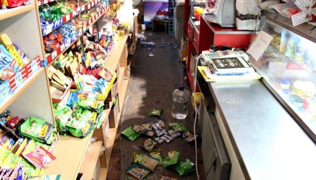 Двоє єнотів влаштували погром у магазині на Буковині