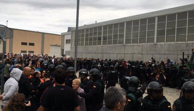 Против главы каталонской полиции открыли дело за