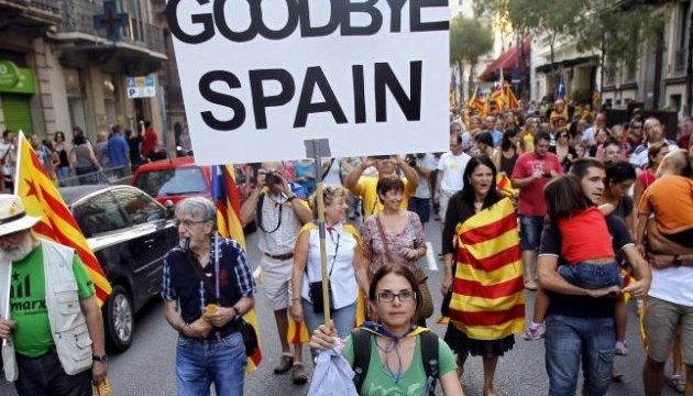 ЗМІ: поліція у Барселоні застосувала гумові кулі