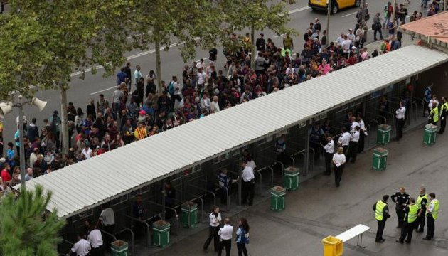 Матч «Барселони» з «Лас-Пальмасом» зіграють без глядачів