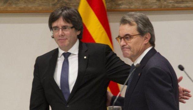 У Каталонії заявили про 90% за незалежність на референдумі й оголосили страйк