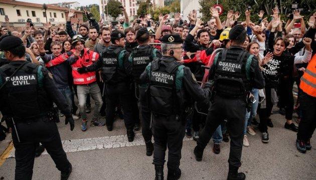 Заворушення у Каталонії: українці по допомогу не зверталися – консул