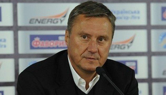 Хацкевич: Футболісти київського