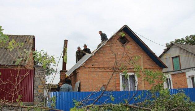 Вінниччина отримала 20 млн грн на відновлення постраждалих територій в зоні ураження