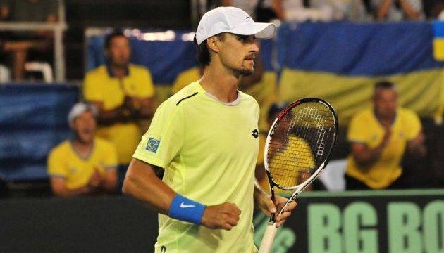 Теніс: українець Молчанов пробився до основної сітки турніру в Алмати