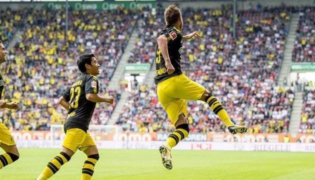 Футбол: Ярмоленко – серед кращих гравців 7-го туру Бундесліги