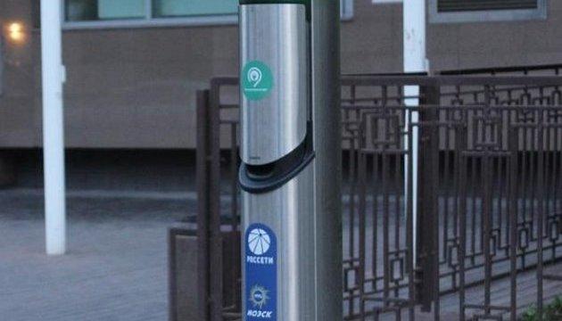 У Мукачеві встановлять станції з Wi-Fi для заправки електрокарів