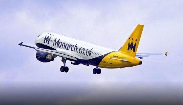 Британська авіакомпанія скасувала рейси, змінивши плани 110 тисяч пасажирів