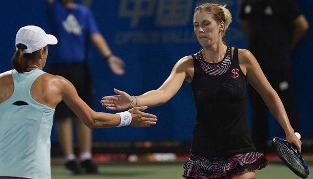 Теннис: Савчук и Киченок проиграли стартовые матчи парного турнира в Пекине
