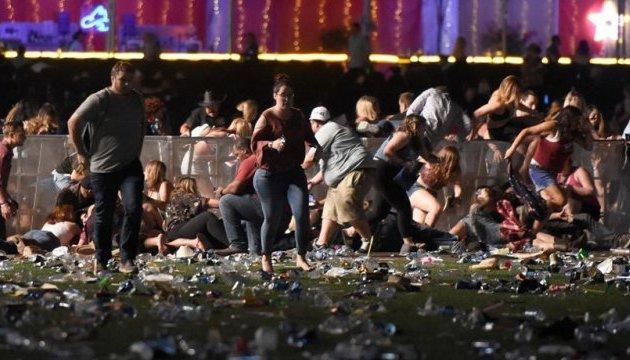 Стрілянина у Лас-Вегасі: ФБР не знайшла доказів теракту