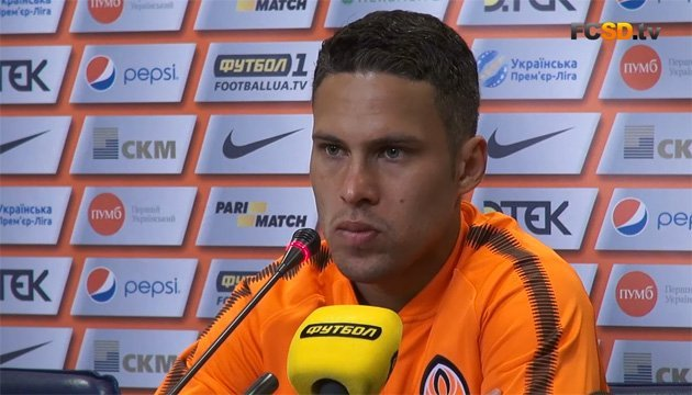 Футбол: Марлос уже в розташуванні національної збірної