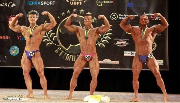 У Маріуполі відбувся Всеукраїнський турнір з бодібілдингу