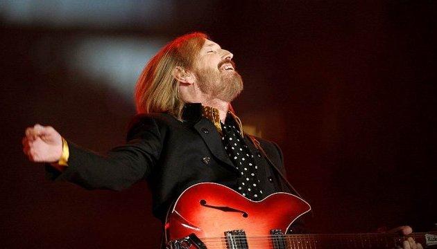 ЗМІ помилково повідомили про смерть рок-музиканта Тома Петті